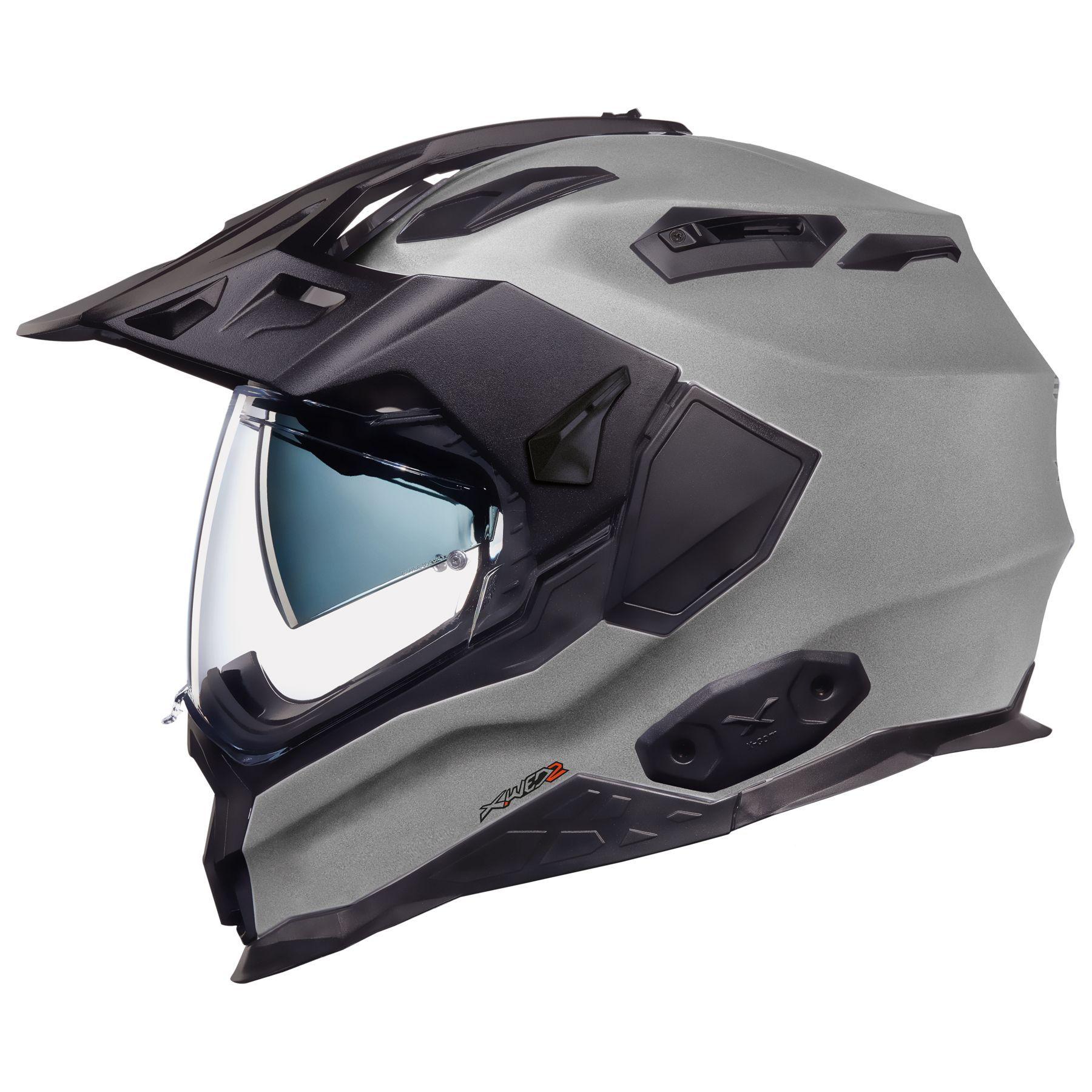 Nexx X.WED2 Purist Helmet in 2020 Helmet, Dual sport