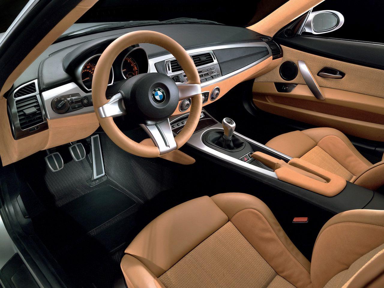 Interier Bmw X4 Ve Svetle Kuzi Vypada Luxusne Bmw Z4 Coupe Bmw