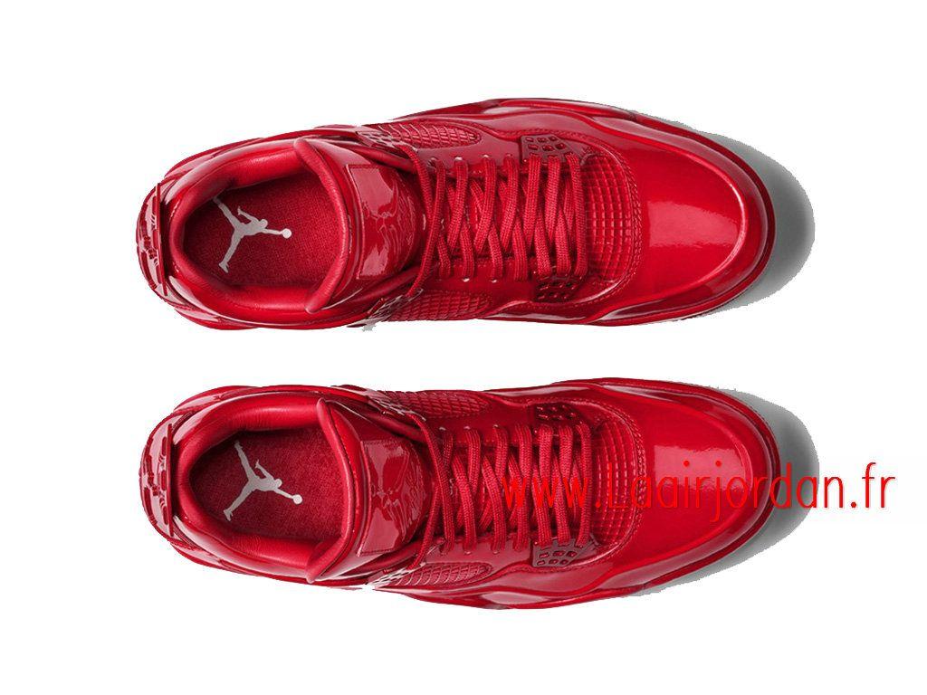 Air Jordan 11Lab4 Chaussures Jordan Officiel 2015 pour Homme University Red  719864-600-Jordan