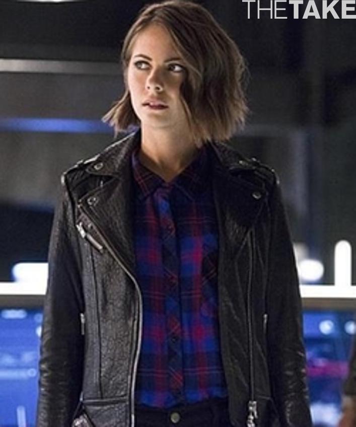 Thea Queen In The Flash Season 2 Episode 8 More At Thetake Com Thea Queen Willa Holland Fashion Tv