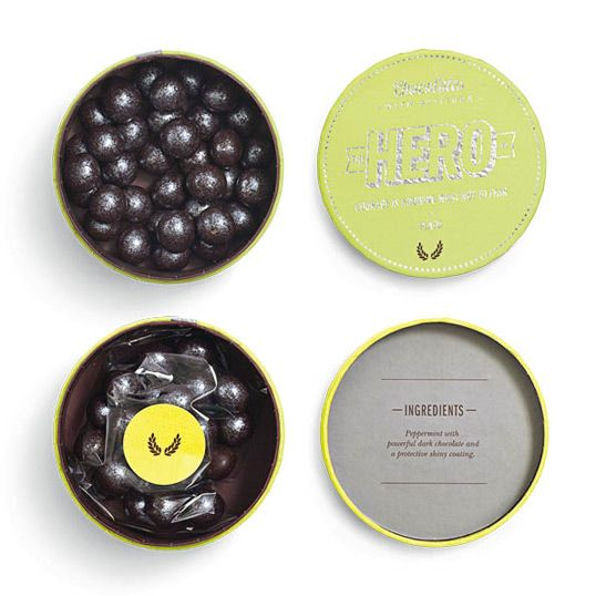 Chocolates With Attitude | Lovely Package