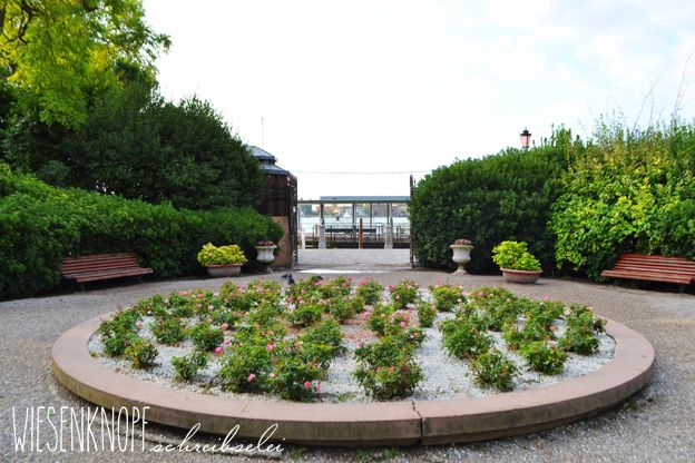Grünes Venedig  Gärten & Parks