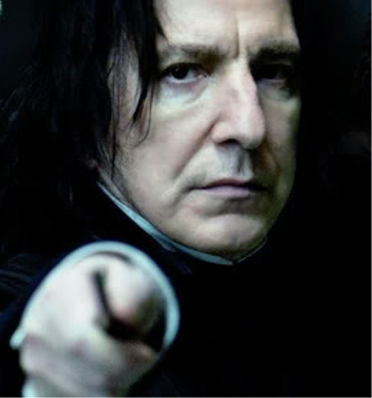 One of the best and most beautiful Severus shots | Alan