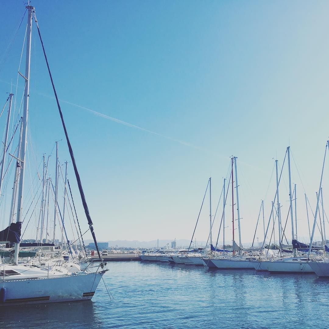 Time to enjoy #marseille #summer  #visit #travel #provence #france #myfroggy #boat #photoofday
