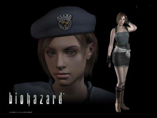 Jill Costumes Resident Evil 3 Jill Valentine Cosplay