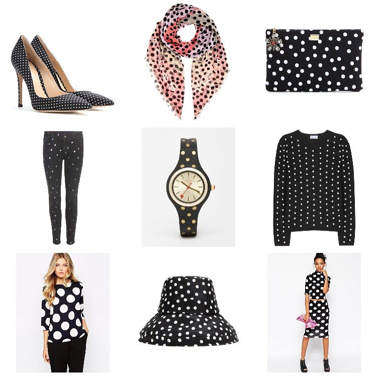 Mad about spots and dots