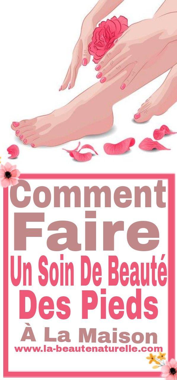 Comment faire un soin de beaut des pieds la maison soin des pieds pinterest - Soin des pieds maison ...