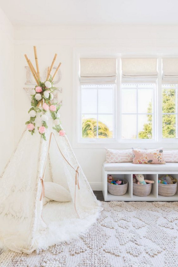 6 Actionable Tips on Baby Girl Nursery | Habitación bebé niña ...