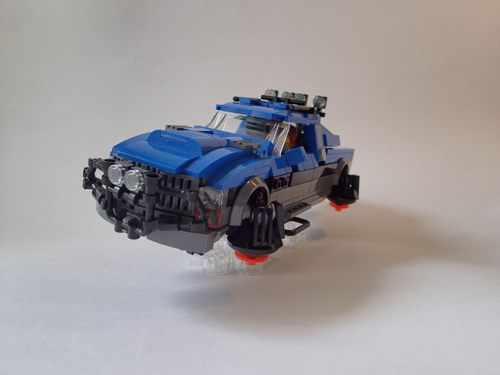 80s car toys  MagLev Pickup
