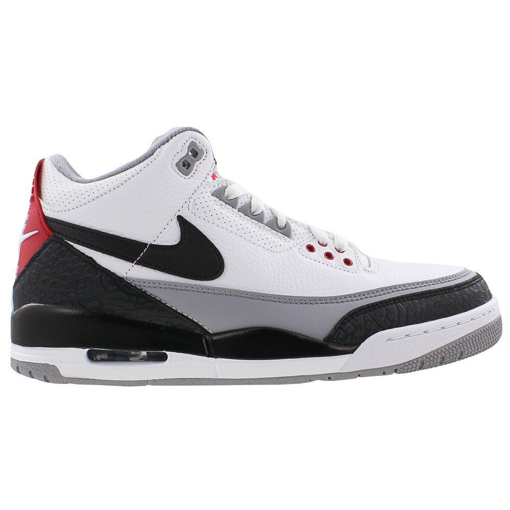 online store 6fee3 d2133 Air Jordan 3 Retro Tinker NRG (AQ3835-160) are long beloved sneakers with  tumbled leather uppers in a classic colorway with sewn-in signature and  original ...