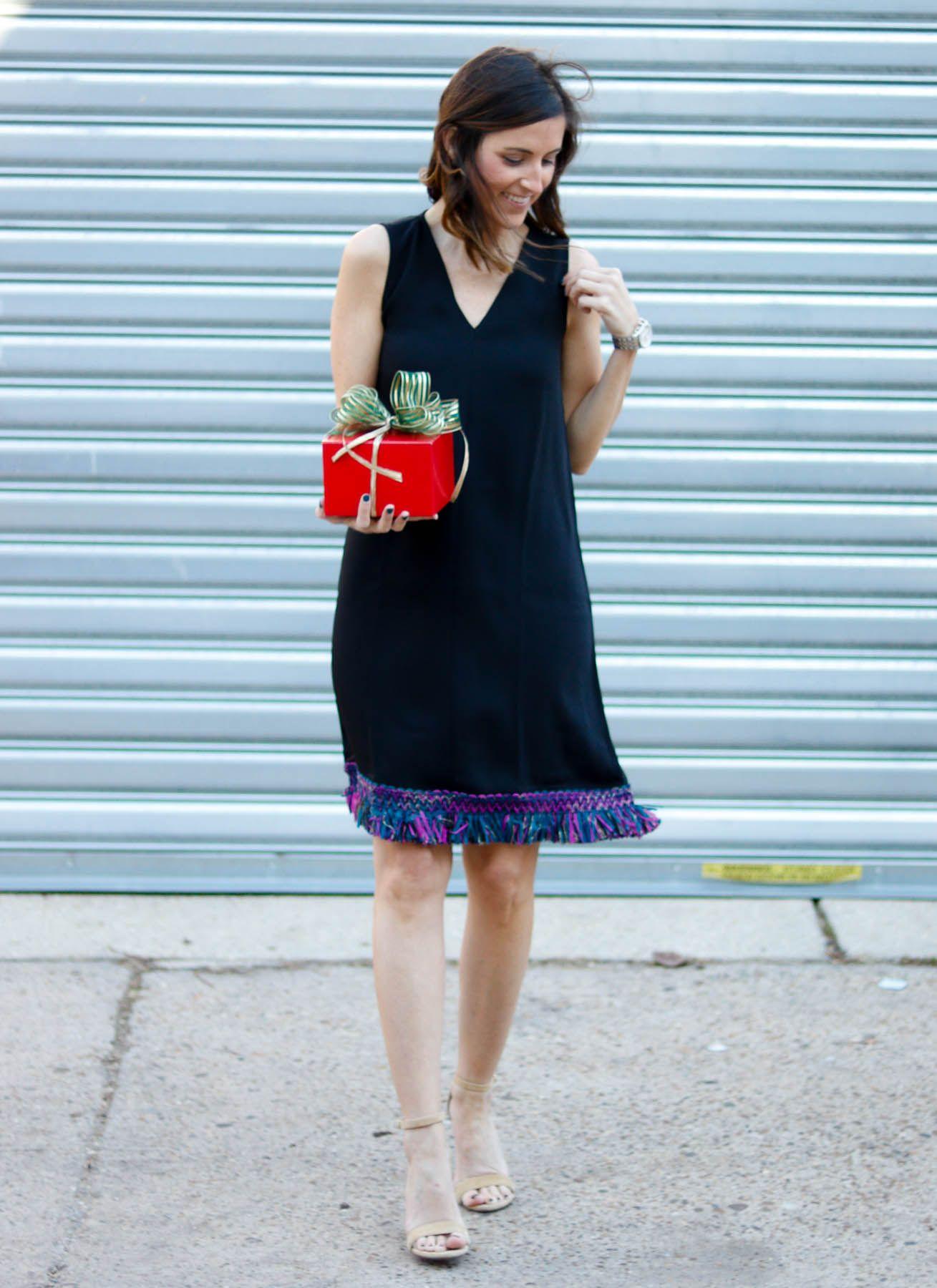 Versatile Holiday Party Dress | Pinterest fashion, Fashion bloggers ...