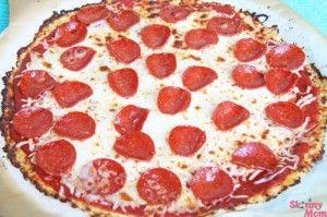 Pizza - Cauliflower Pizza
