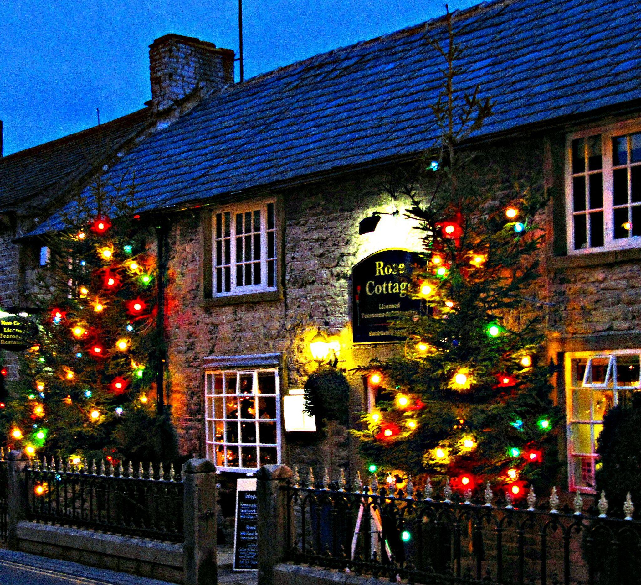 Castleton Christmas Lights (15.12.2010) Christmas in