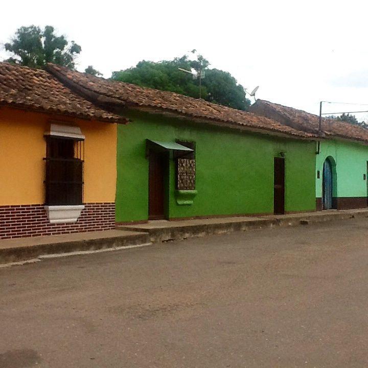 Casas y colores
