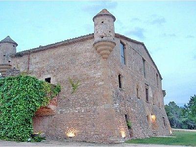 Historic castle in Catalonia