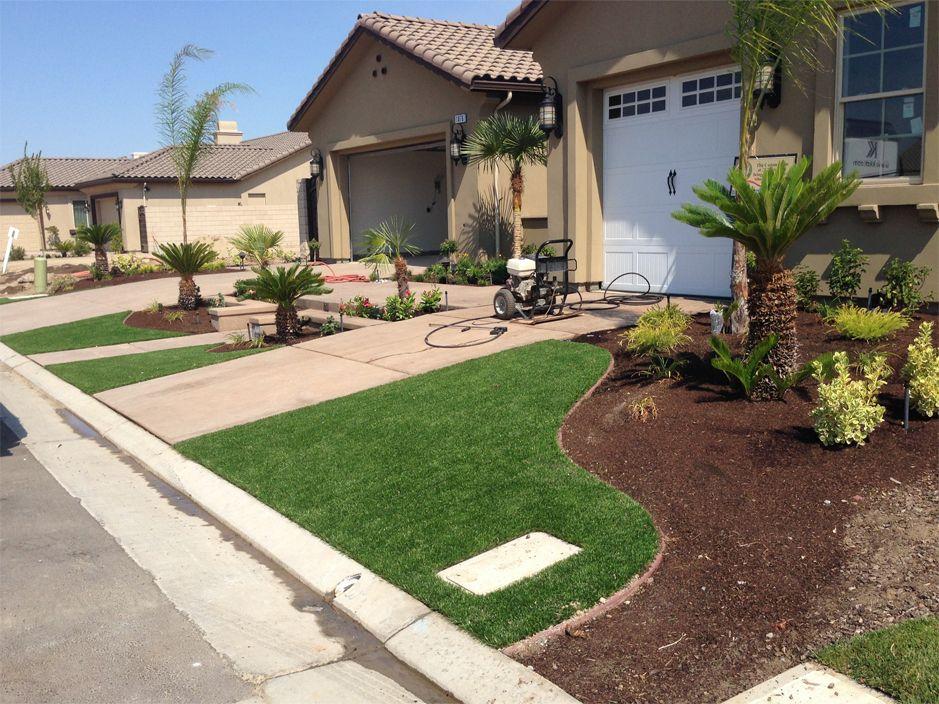 Turf Grass Menifee California Home And Garden Front Yard
