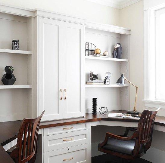 Top 50 Best Built In Desk Ideas Cool Work Space Designs Built In Desk Desk In Living Room Workspace Design