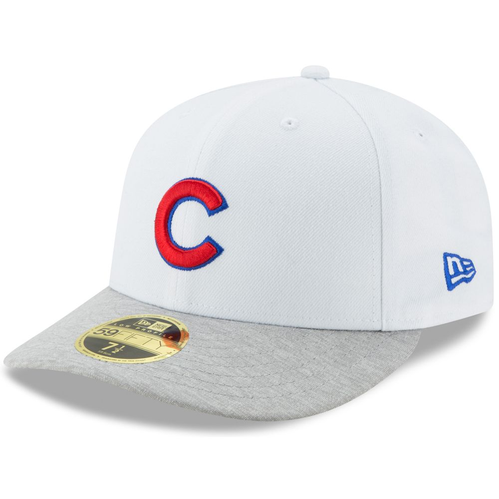 1e8829993 Chicago Cubs Tech Sweep Low Profile 59FIFTY Fitted Hat  ChicagoCubs  Cubs   FlyTheW  MLB  ThatsCub