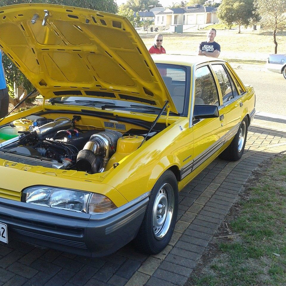 VL turbo commodore | Automotive | Aussie muscle cars, Cars