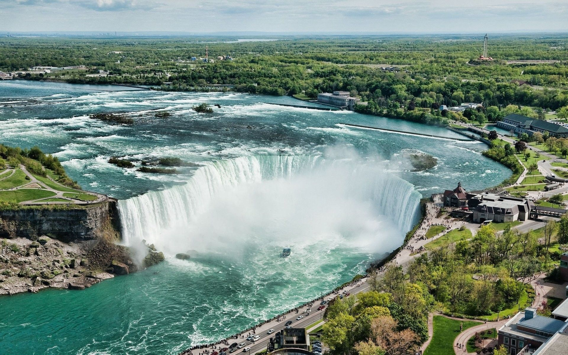 Niagara Falls Background - Wallpapers Browse