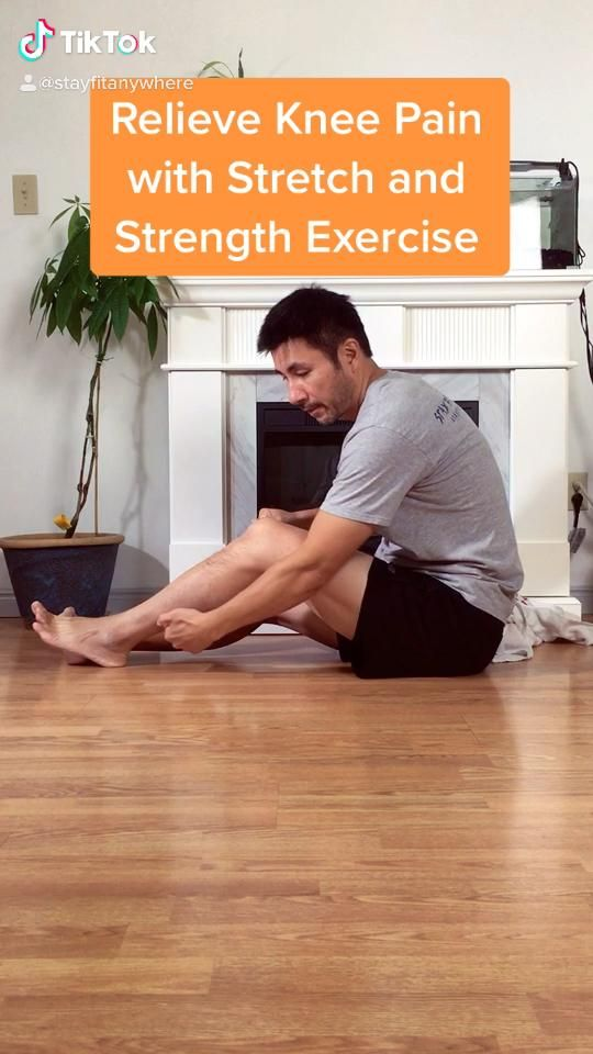 Ankle Mobility to Relieve Knee Pain