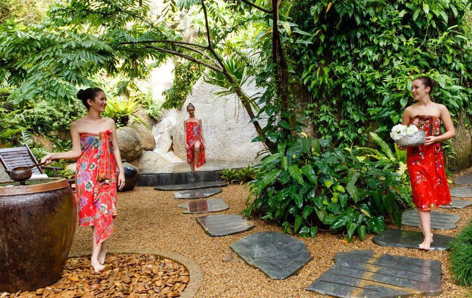 Let Nature Heal At This Forest Spa In Koh Samui Thailand Koh Samui Spa Samui