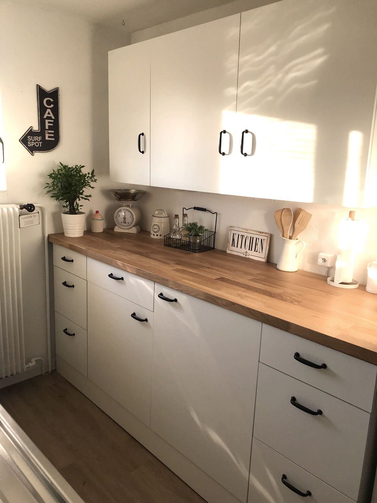 Ikea Spots Küche Küche Karlby Ikea Knoxhult Kitchen In 2019 Ikea Kitchen