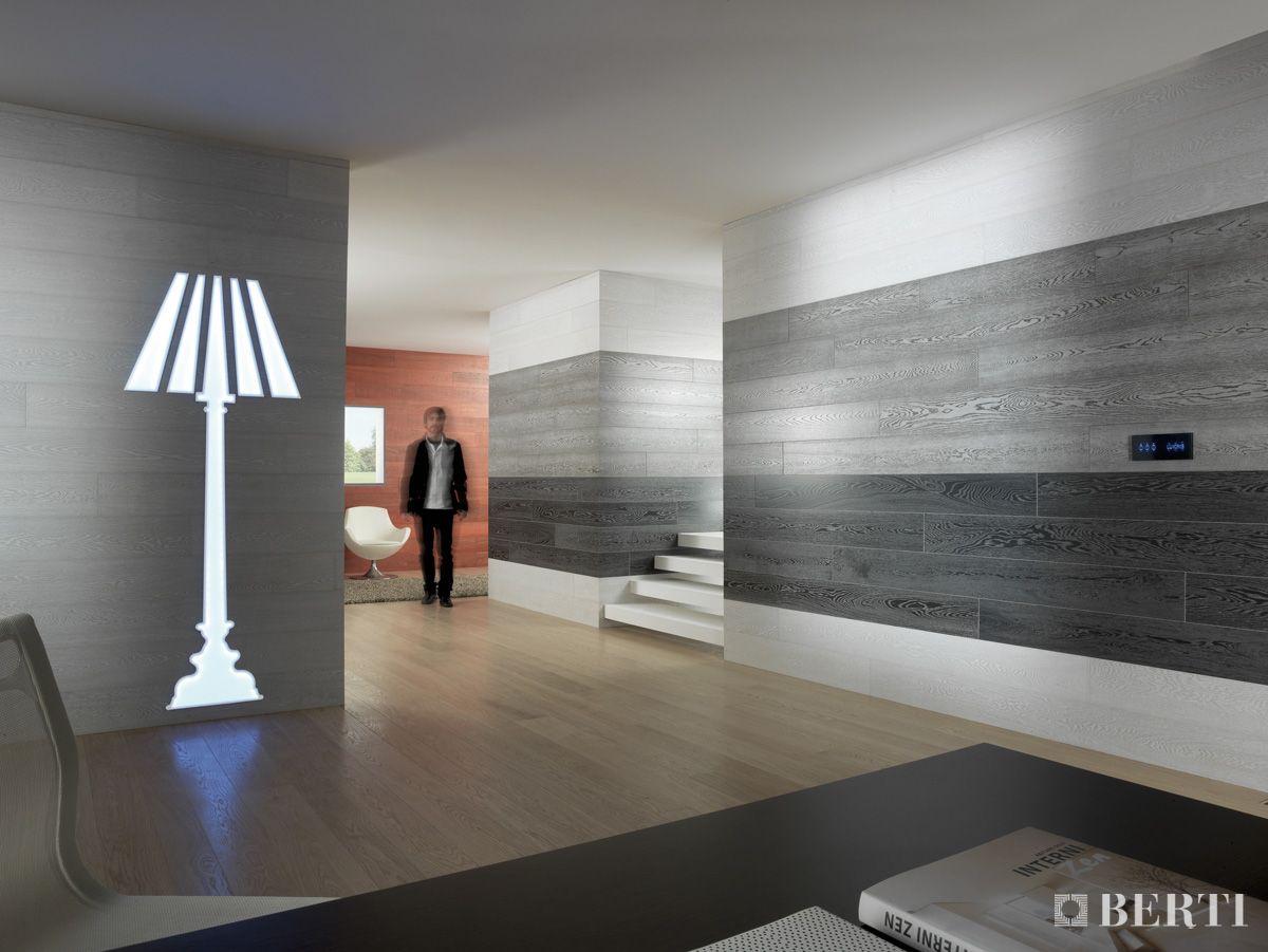 Rivestimenti In Legno Da Parete berti pavimenti legno-parquet rivestimenti parete | parquet