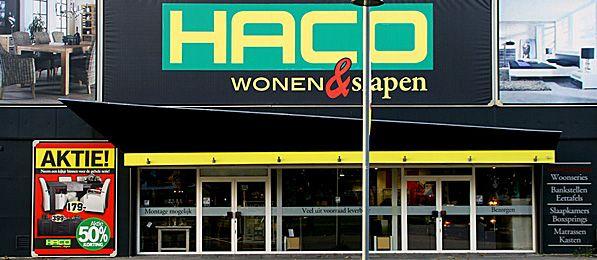 Haco utrecht ruime keus snel leverbaar filialen for Woonwinkel breda