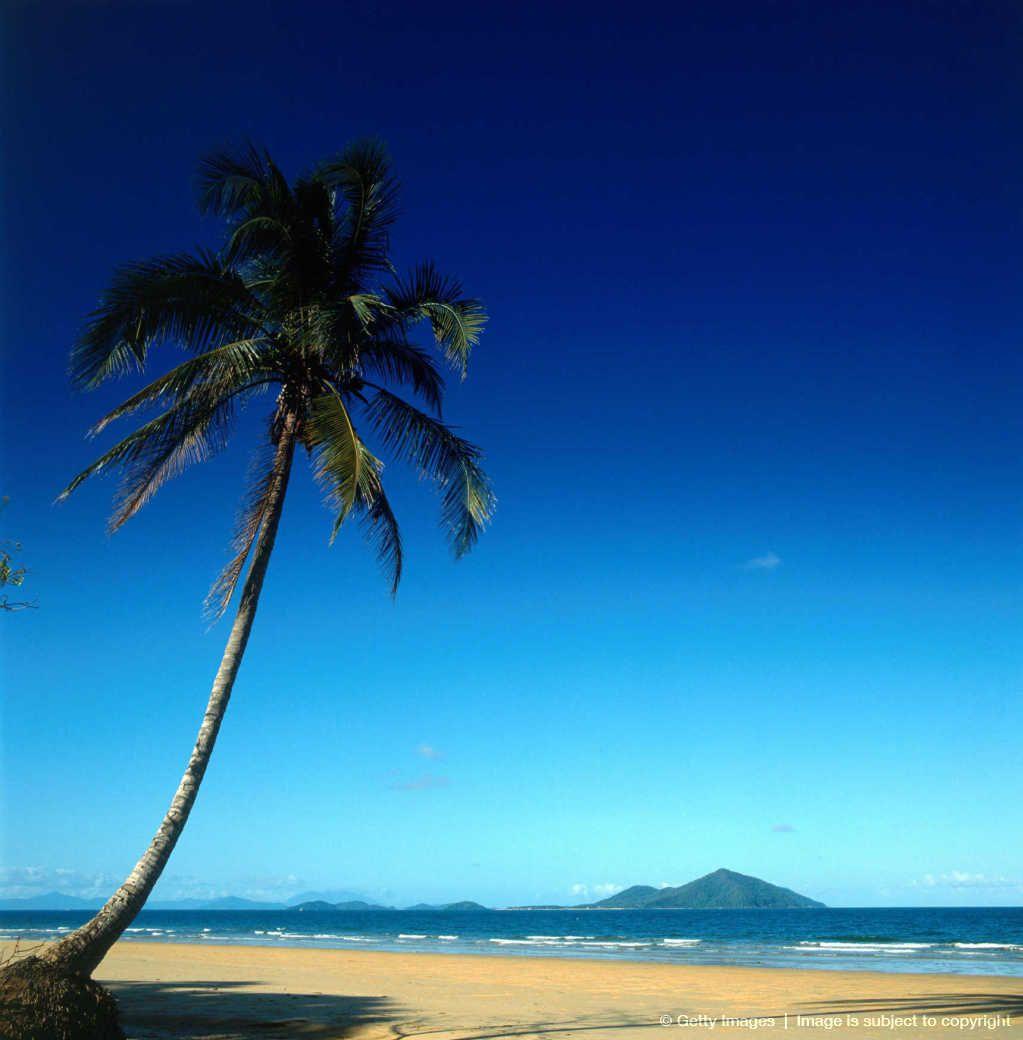 Dunk Island Australia: Mission Beach In North Queensland, Australia, With Dunk