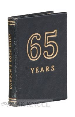 UP 65 YEARS TO LARCHMONT. Francis J. Weber.