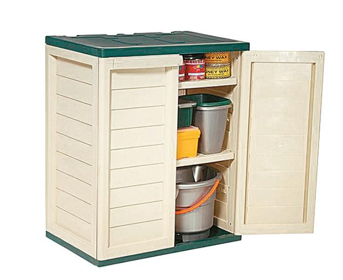 Outdoor Patio Storage | Small Space Solutions | Pinterest | Patio Storage,  Patios And Storage