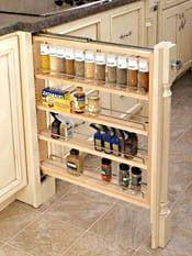 base filler organizer 3 wide תוספות למטבח kitchen cabinet accessories kitchen cabinet on kitchen counter organization id=38061