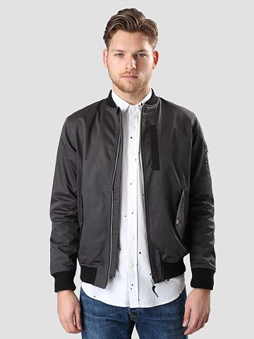 72db6b753 Riot Bomber Jacket Dark Gray | gray outfit | Bomber jacket, Jackets ...