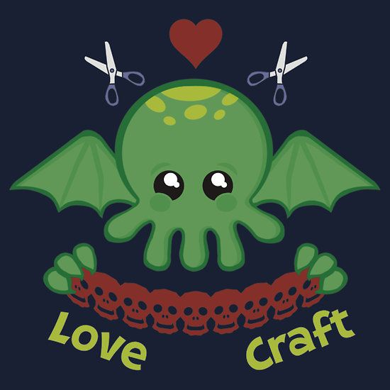 Cthulhu does Love Craft
