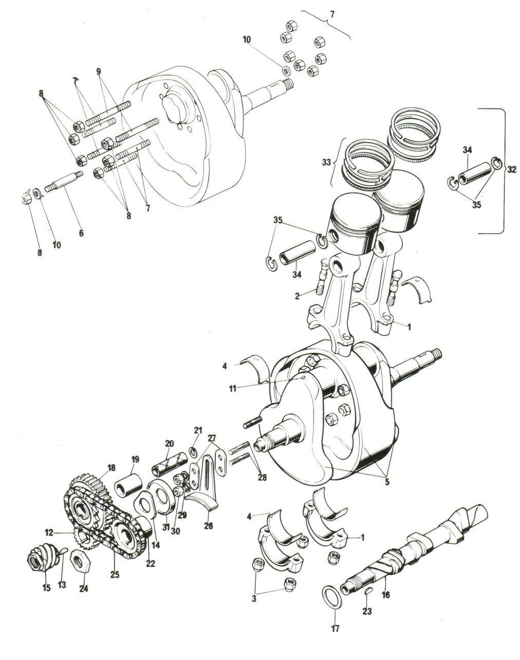 medium resolution of piston exploded view