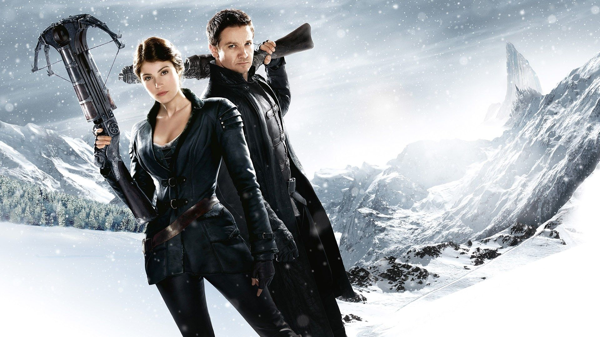 hd widescreen hansel and gretel witch hunters image - hansel and