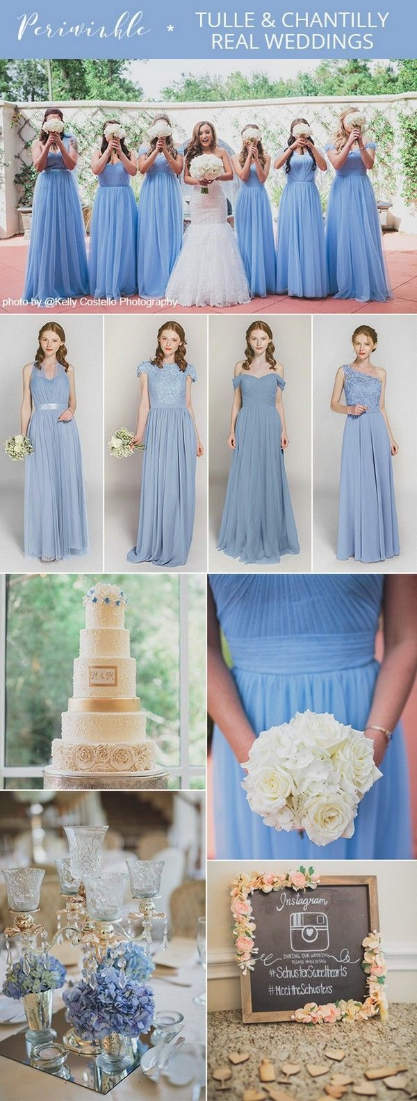 Blue Bridesmaid Dresses, Junior Bridesmaid Dress | Weddings, Wedding ...