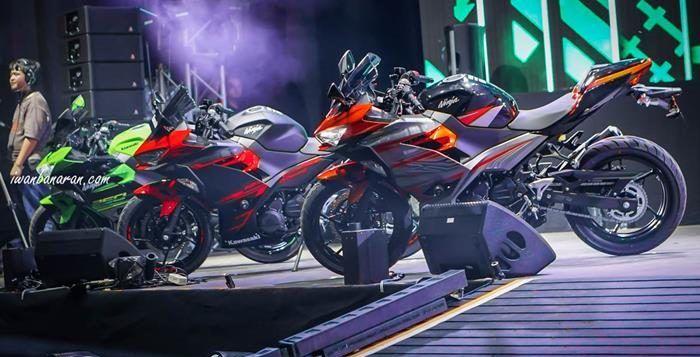 Kelebihan Kawasaki Ninja 250 Fi 2018 Ini Poin Plusnya Kawasaki