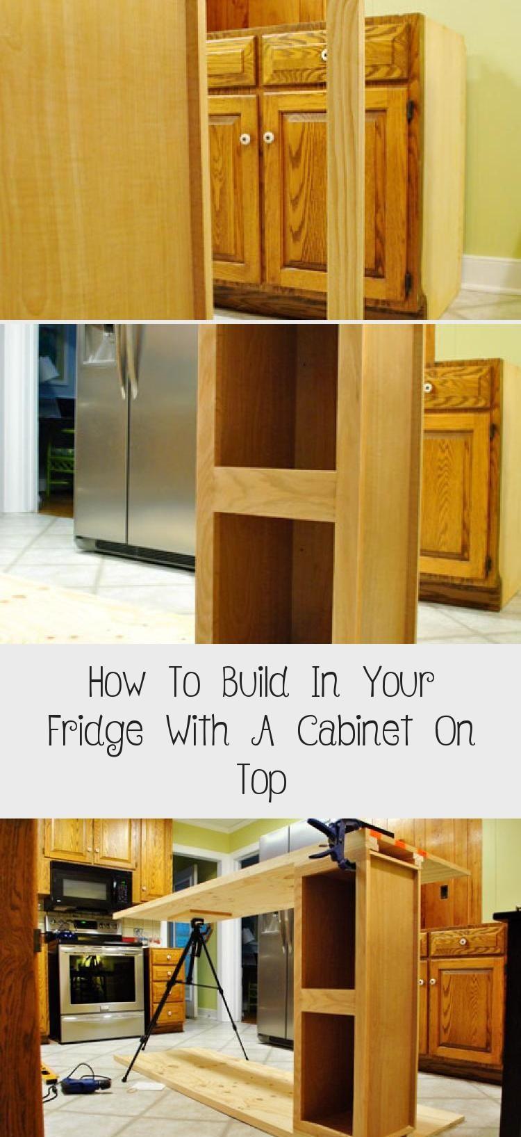 My Blog In 2020 Diy Home Improvement Home Diy Refrigerator Cabinet