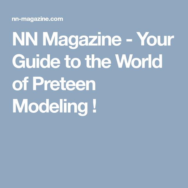 preteen model nn  Pinterest