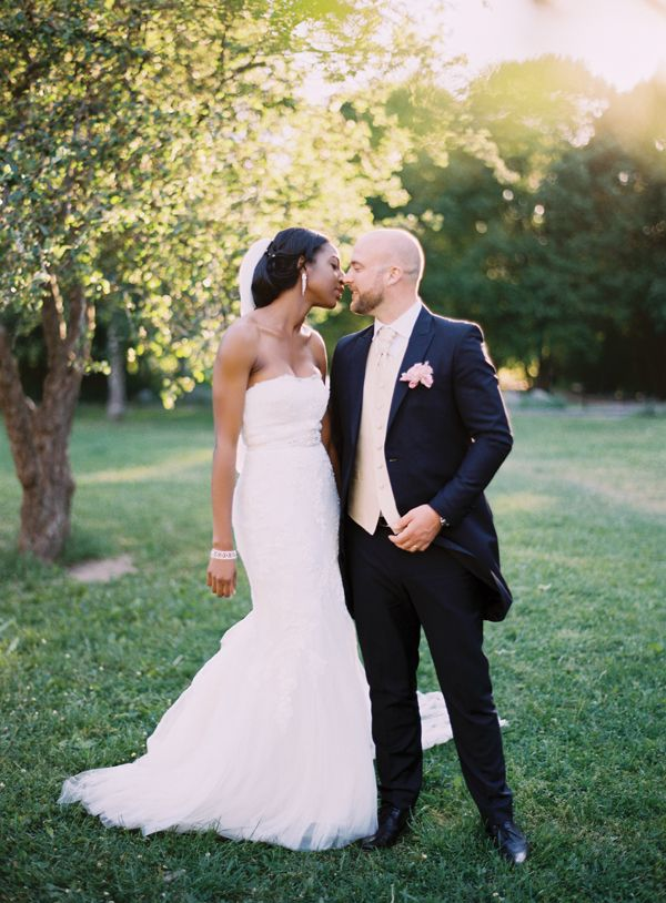 Subtleness and strong will are intertwined in Sweden brides