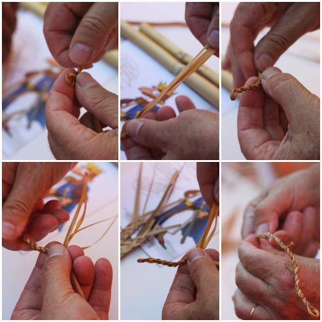 "Pano pra Mangas: Traditional skills: ""empreita"""