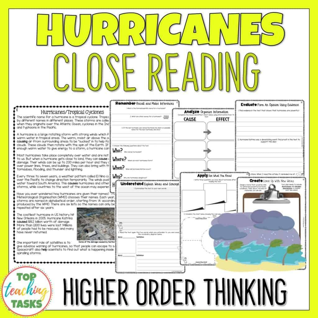 Natural Disasters Reading Comprehension Passages And Questions Bundle Top Teaching Tasks Reading Comprehension Passages Reading Comprehension Comprehension Passage [ 1024 x 1024 Pixel ]