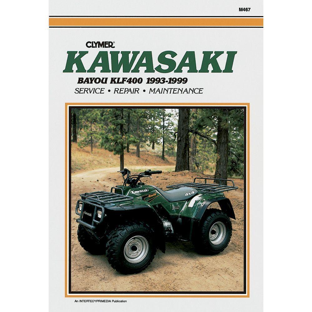 Repair Manual 2005-2006 Clymer Shop Polaris Sportsman 700 MV7