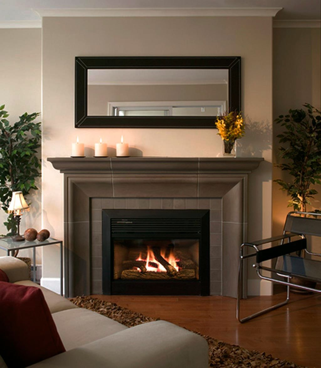 fireplace surround ideas for you ideal home the one that you need to make your living - Fireplace Surround Ideas