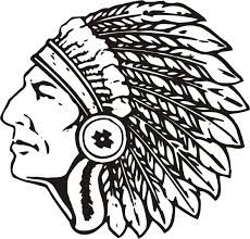 Indian Chief Clip Art