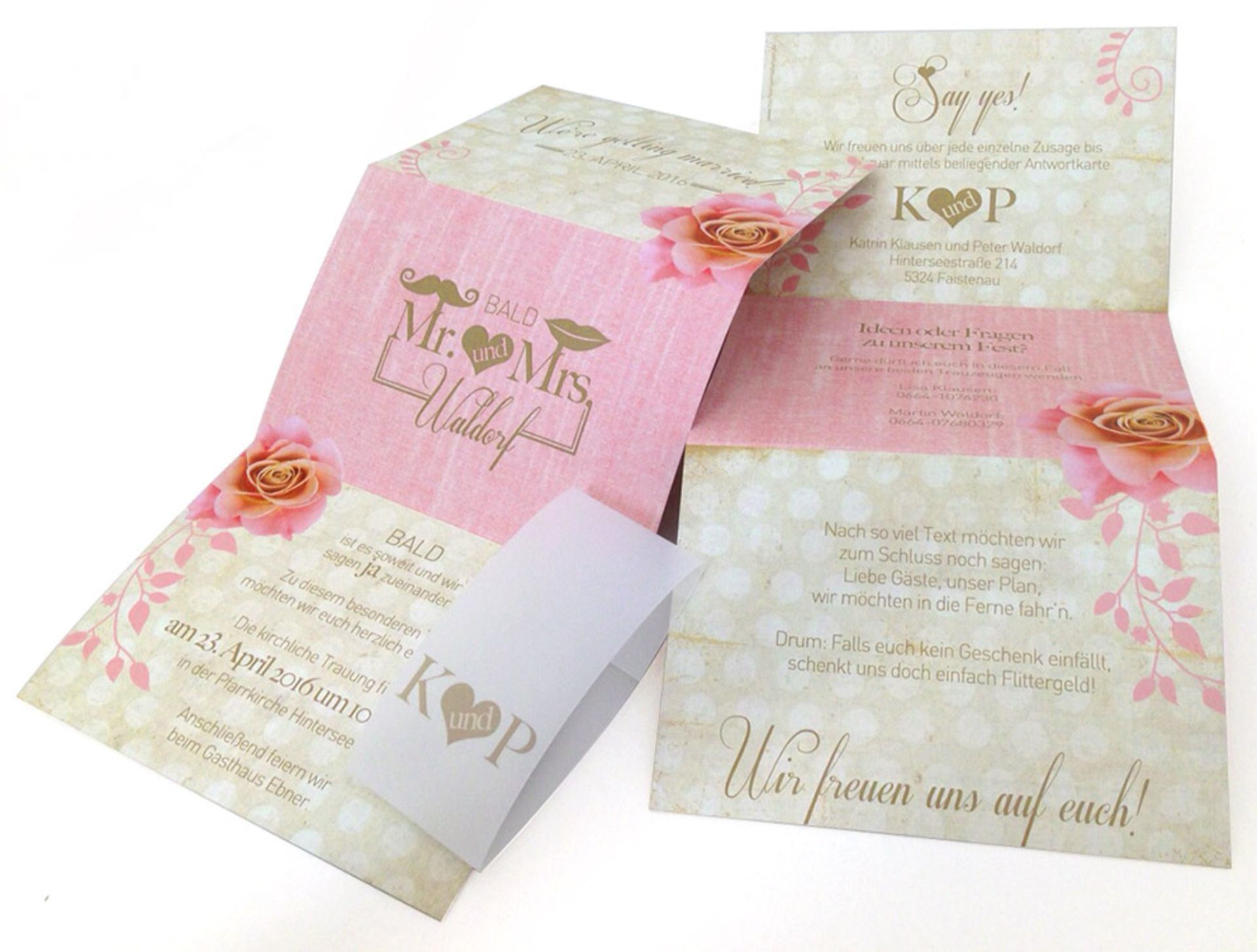 Einladungskarten Hochzeit Selbst Gestalten Einladungskarten
