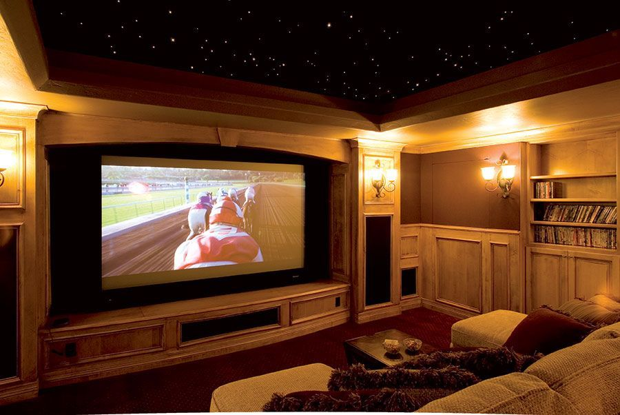 23 Basement Home Theater Design Ideas For Entertainment Basements