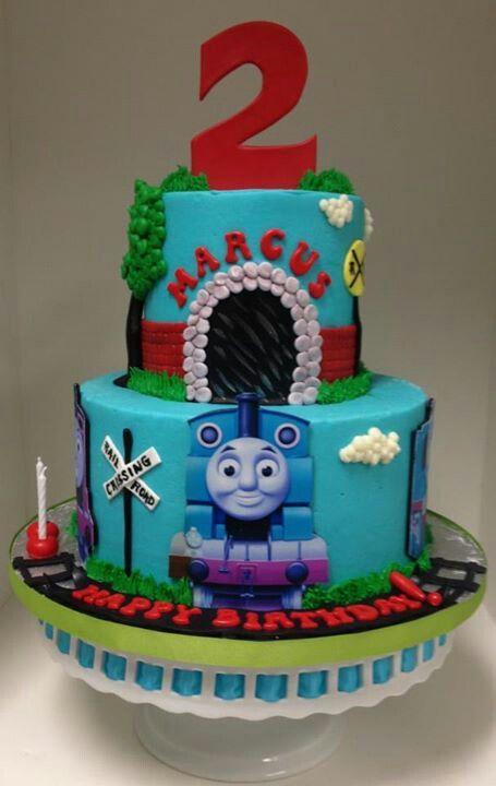 Thomas Engine Cake Ideas